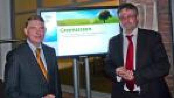 Energiegebruik Gemeente Bodegraven op Greenscreen