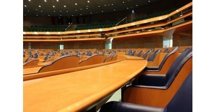 Dossier over energiereductie Tweede Kamergebouw