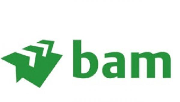 BAM ziet verslechtering van marktomstandigheden in Nederland