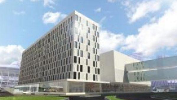 Start bouw Hotel Amsterdam