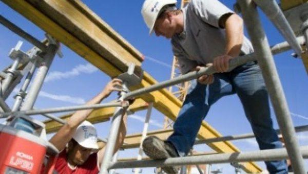 CBS: herstel zichtbaar in bouw