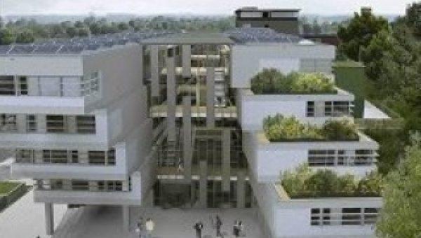 Persbericht: Rondleiding in duurzame nieuwbouw Hogeschool van Arnhem en Nijmegen