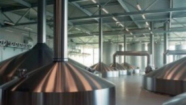 Grolsch verwarmt kantoren met bierlucht