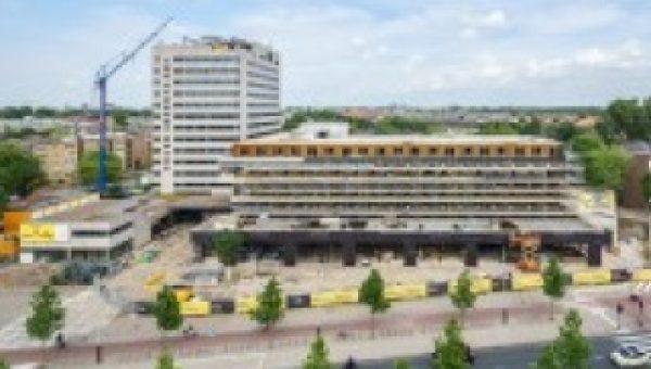 Hergebruik oude WKO leidt tot energiezuinig 'Student Hotel'