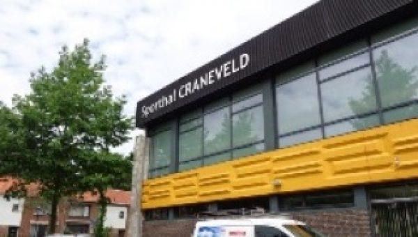 Sporthal Craneveld voorzien van duurzame en betaalbare LED verlichting