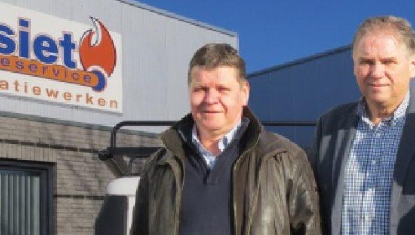 Ansiet Warmteservice draagt klanten over naar Hoppenbrouwers Techniek