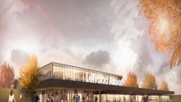 Vormgeven aan groei: BIM bij Lelystad Airport
