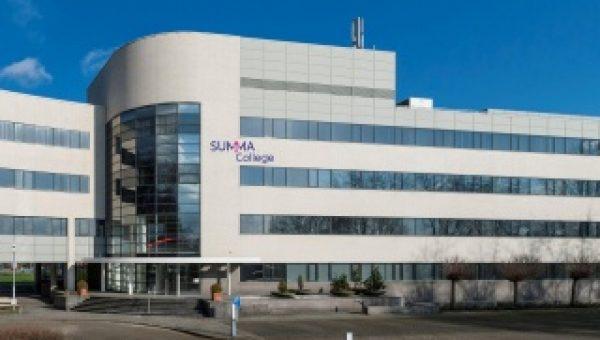 Summa College kiest voor Croonwolter&Dros voor transformatie kantoor naar onderwijsgebouw
