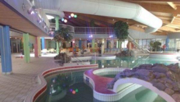 Feestelijke opening gerenoveerde zwembad Octopus