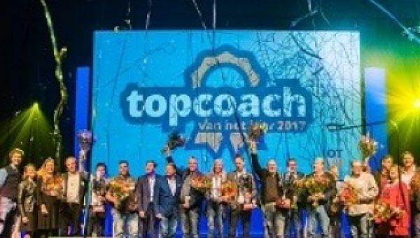 Edwin van Brakel, Wijnand Pul en Anthony Brak zijn de Topcoaches van het Jaar 2017