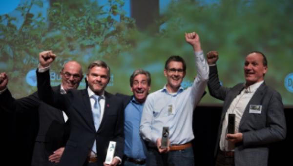 Hoppenbrouwers ontvangt FD Gazellen 2017 award
