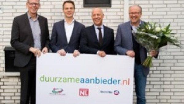Maas Warmtetechniek is de eerste Duurzame Aanbieder van Nederland