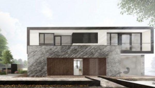 Luxe villa als eerste BIM-project