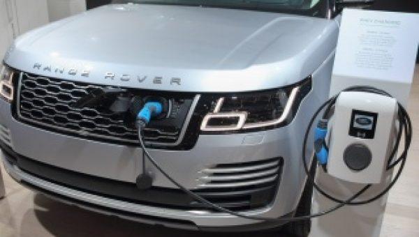 Alfen levert EV-laders aan Jaguar Land Rover in heel Europa