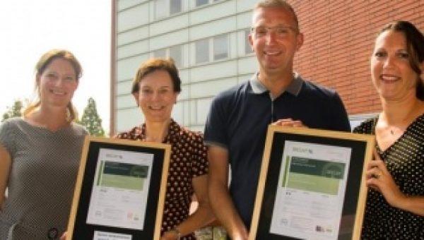 WML, eerste drinkwaterbedrijf met BREEAM-certificaat In-Use voor kantoren
