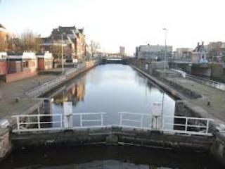 Heijmans en provincie Noord Holland sluiten overeenkomst Wilhelminasluis Zaandam