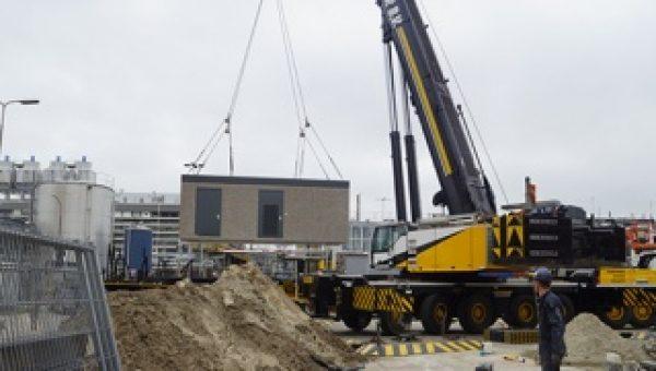 Nieuw transformatorhuis Aspen: veiligheid voor alles