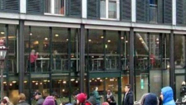 Koning Willem-Alexander opent het vernieuwde Anne Frank Huis