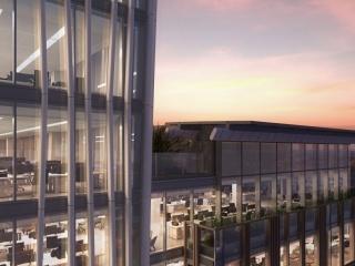 Unica realiseert installaties en brandbeveiliging WTC Amsterdam