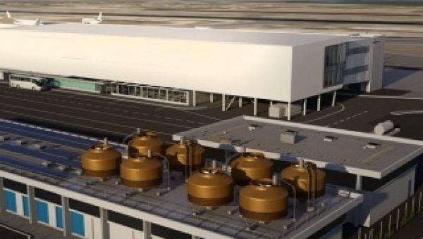 Ballast Nedam International Projects tekent contract voor 'the Enabling Works Project' op het Aeropuerto Internacional Reina Beatrix