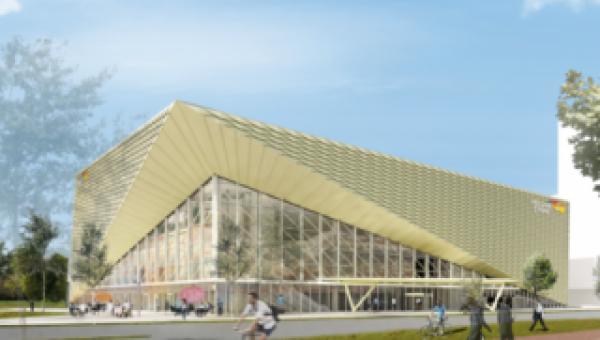 Nieuwbouw Holland Casino