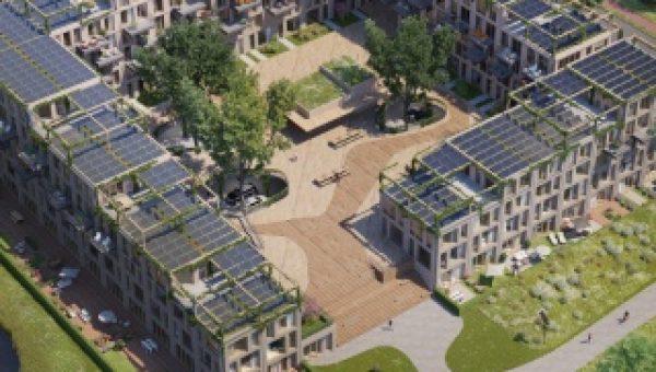 Proeftuin Erasmusveld, de duurzame wijk van morgen!