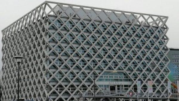 Renovatie Atlasgebouw WUR