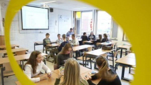 Heerbeeck College kiest voor optimaal leerklimaat met variabel volume systeem