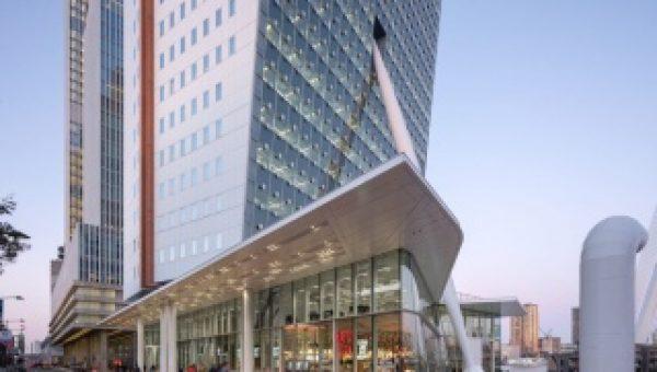 BREEAM-certificaat Very Good voor KPN-toren