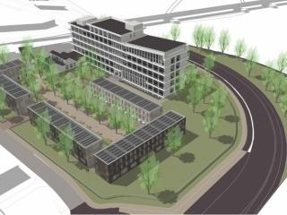 BAM transformeert kantoor tot huisvesting voor COA in Maastricht