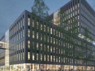 The Accelerator nieuw multi-tenant gebouw op Bio Science Park Utrecht