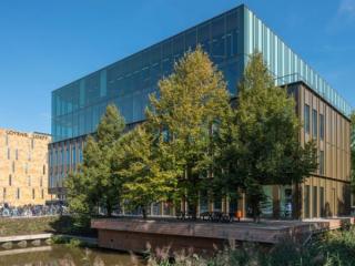 EDGE Olympic eerste gebouw in Nederland met WELLPlatinum certificering voor gezondheid en welzijn