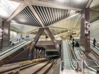 Noord/Zuidlijn en Jakarta Hotel BNA Beste Gebouw 2019