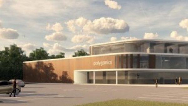 Polyganics bouwt nieuw op Zernike Campus in Groningen