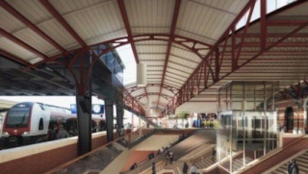 Voorkeursaanbieder en ontwerp verbouwing station Groningen
