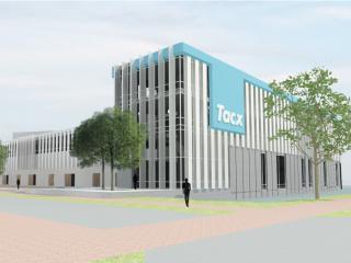 Project in beeld: Nieuw hoofdkantoor en productiefaciliteit Tacx te Oegstgeest