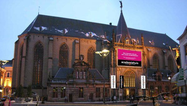 Academiehuis, de Grote Kerk Zwolle heropend