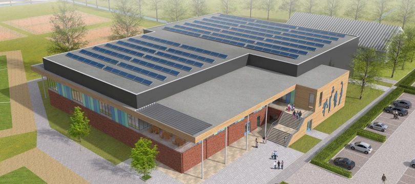 Hellebrekers realiseert eerste 'all-electric' zwembad in Nederland