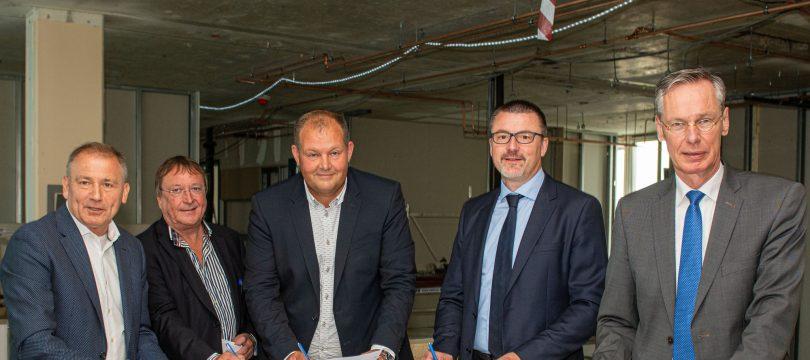 Unica aan de slag met renovatie kliniek IJsselland Ziekenhuis