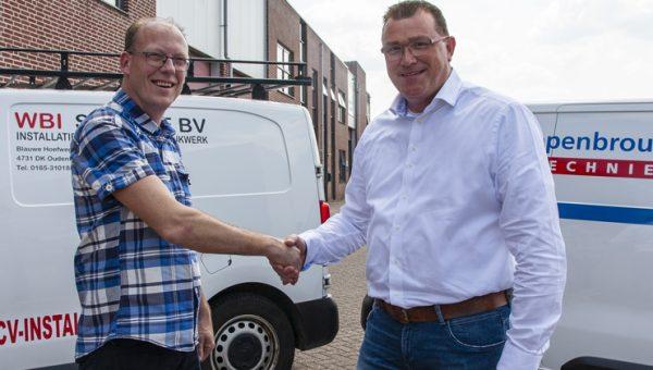 WBI Service sluit zich aan bij Hoppenbrouwers Techniek