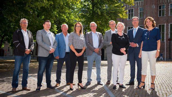Voorzitter Doekle Terpstra opent studiejaar mbo in Zeeland
