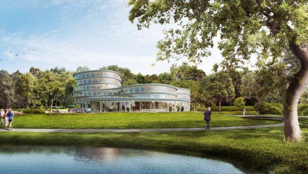 Duurzaam en innovatief hoofdkantoor Triodos opgeleverd