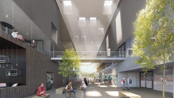 Gunning nieuw sportcomplex Erasmus Universiteit Rotterdam