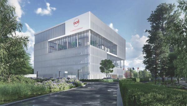 Nieuwbouw Océ Venlo; meer efficiency, meer veiligheid en lagere kosten dankzij modulaire bouwoplossingen