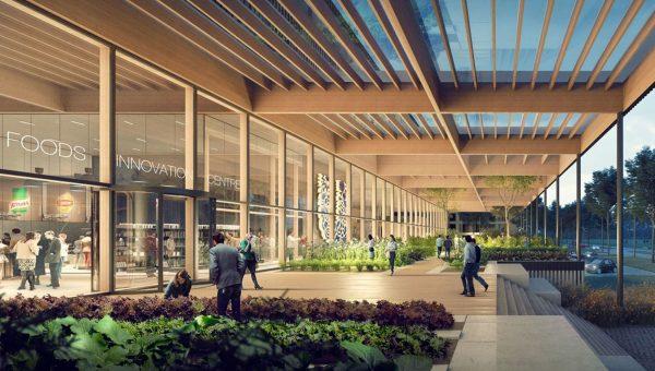 Het duurzaamste gebouw ter wereld is opgeleverd