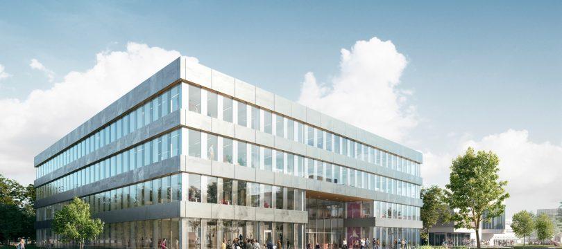 Gebouw P8 op Fontys campus Stappegoor geopend