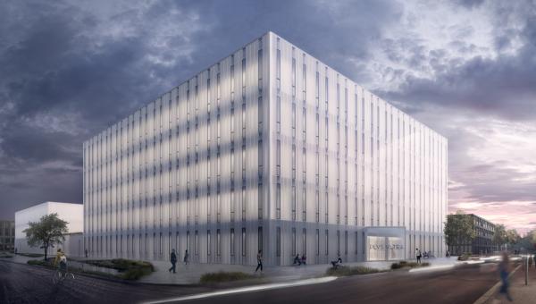 Plus Ultra gebouw voor Zernike Campus Groningen