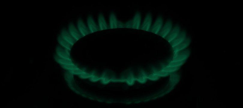 Groen gas groeit