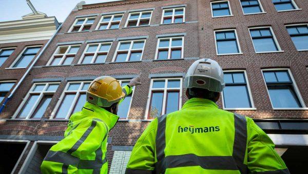 Heijmans samenwerkingsovereenkomst 190 woningen Amsterdam