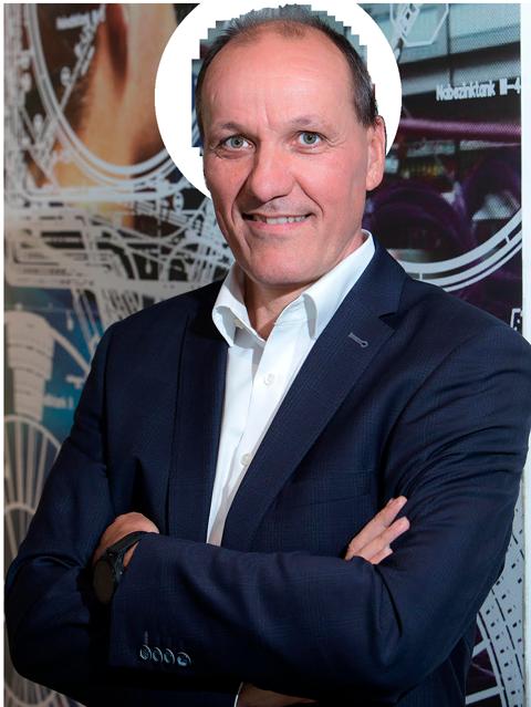 Henny de Haas, Algemeen Directeur
